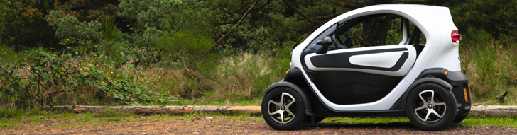 Photo report: Renault Twizy