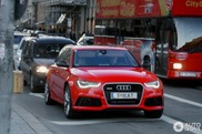 Scoop: Audi RS6 Avant C7!