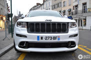 Gelimiteerd: Jeep Grand Cherokee SRT-8 Limited Edition