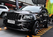 Alleen voor China: Jeep Grand Cherokee SRT-8 Hyun Black Edition