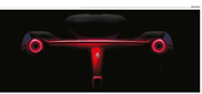 Ferrari shows another teaser of the Enzo-successor