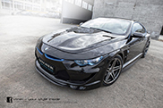 Vilner converts BMW 6-Serie to the Bullshark