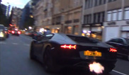 Movies: supercars in Londen