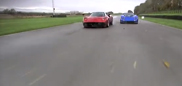 Video: two Paganis on the track
