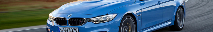 Meet the official BMW M3 and M4