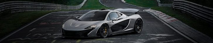 McLaren surprises us with beautiful footage of the P1