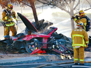 Paul Walker passes by because of horrible crash