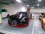 Bugatti Veyron Grand Sport Vitesse nu ook gespot in China!