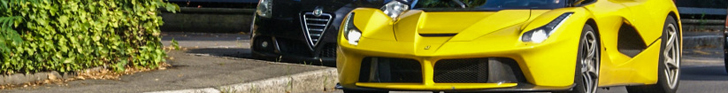LaFerrari owners are not that creative